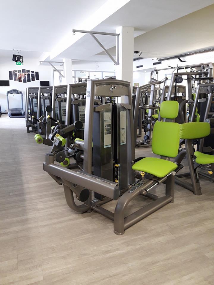 Fitnesstudio Raum 1