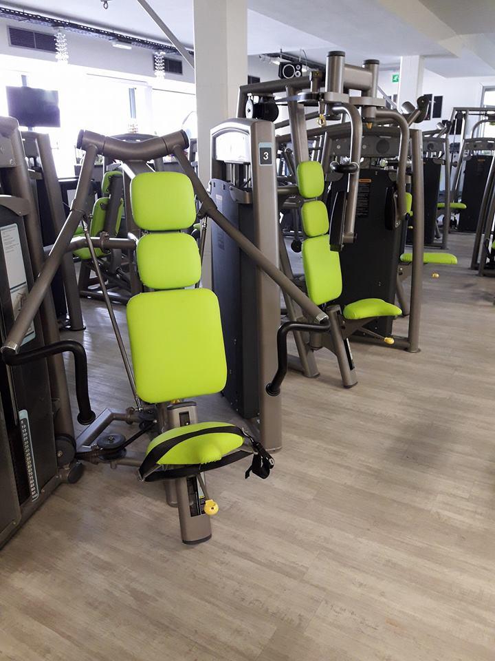 Fitnesstudio Raum 2