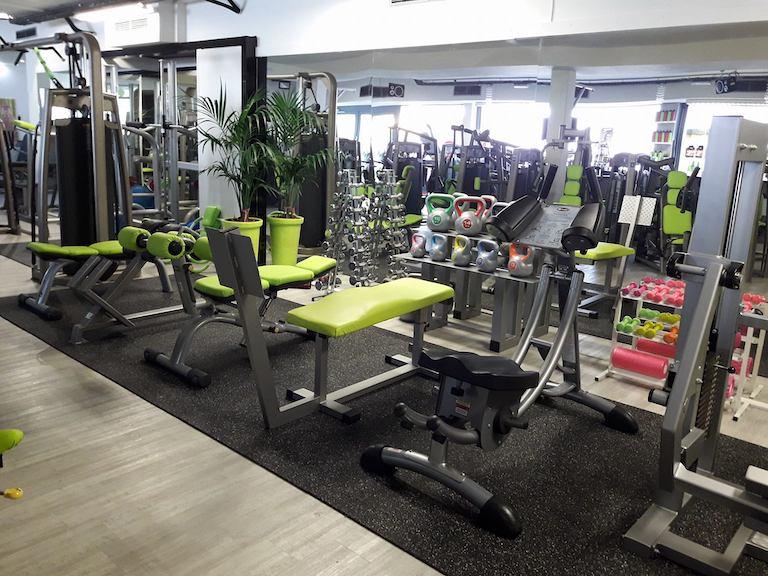 Fitnesstudio Raum 5