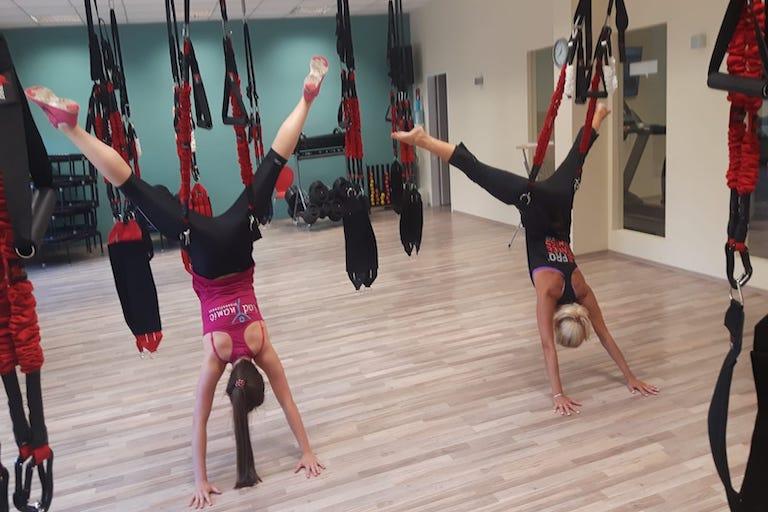 Kurse Bungee Fitness