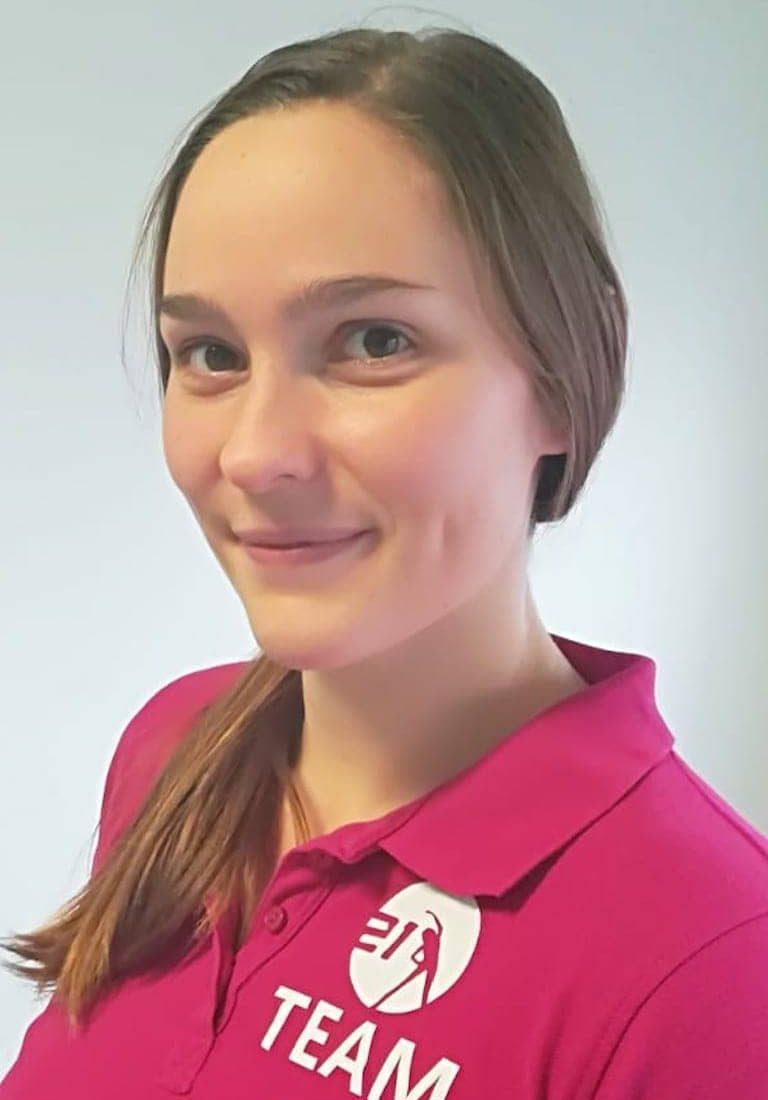 Physiotherapeutin Ann-Christin
